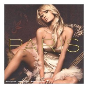 Paris Hilton Album Cover